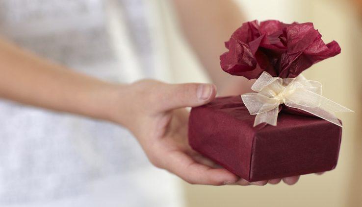 choix d'idées de cadeaux originaux