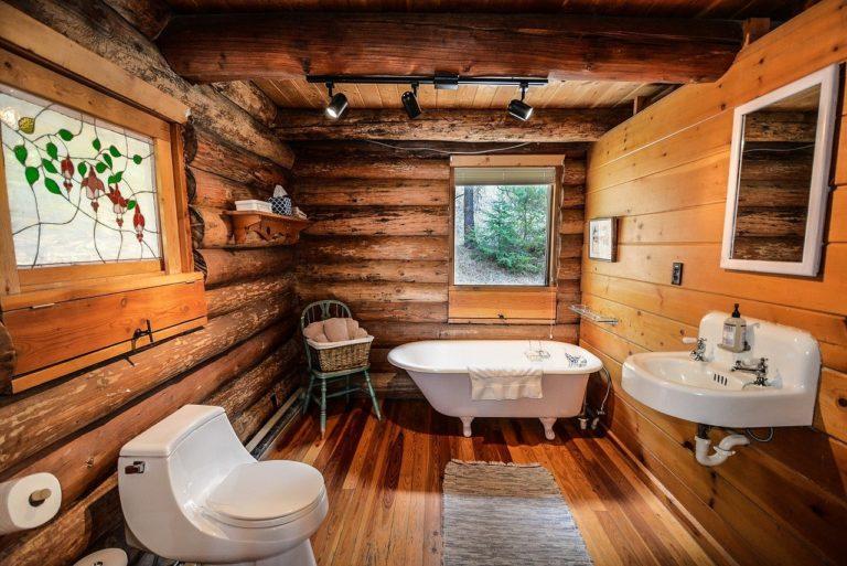 salle de bains toilettes